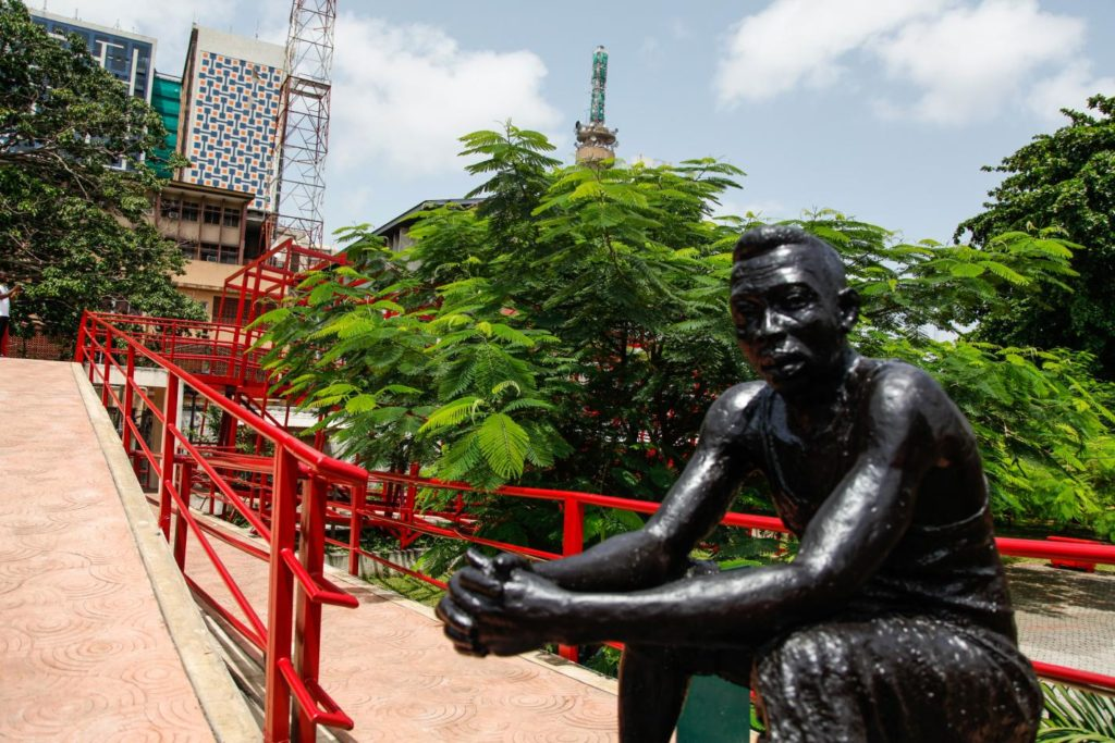 Freedom park, Lagos